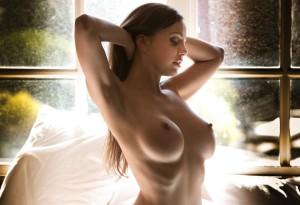 Abigail Mac boobs