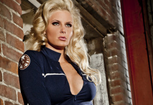 Phoenix Marie is Sharon Carter