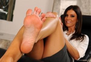 India Summer Feet