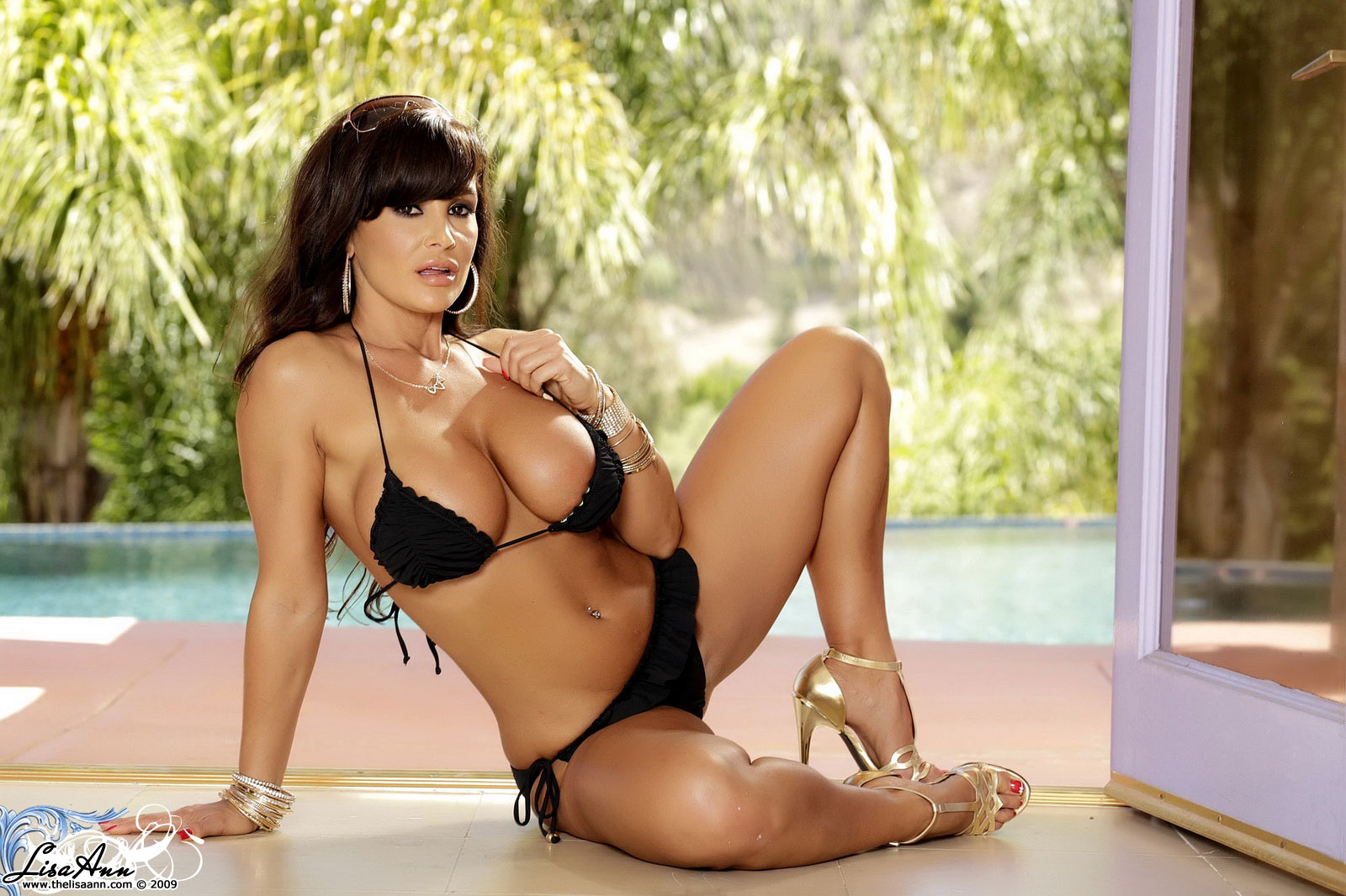 Mine Lisa ann sexy