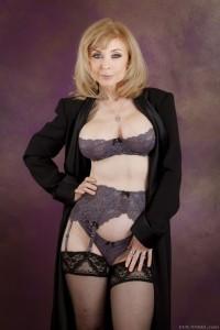 Nina Hartley lingerie