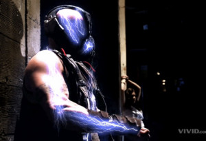 Bane in Batman xxx