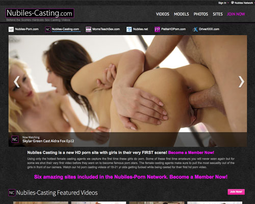 Casting porn paid sites