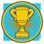 Winner Versus logo