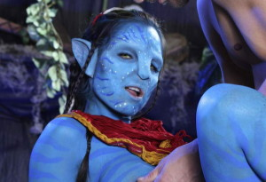 Avatar xxx fuck human