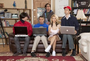 Big Bang Theory XXX Cast