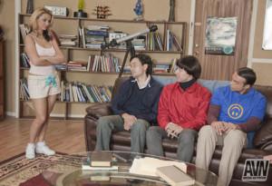 Big Bang Theory Porn Parody