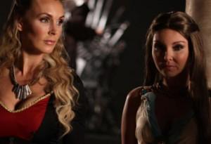 Tanya Tate is Cersei