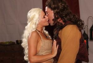 Anikka Albrite is Daenerys