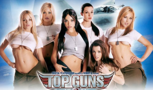 Top Guns xxx Girls