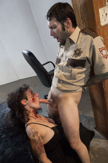 Gangster Girl Gets Fucked