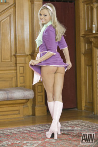 Scooby Doo XXX with Bree Olson