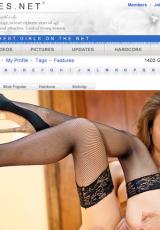 Nubiles website