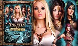 Pirates 2 xxx porn parody