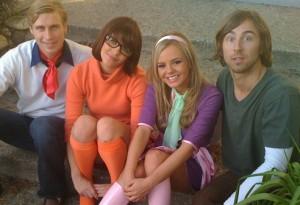 Scooby Doo XXX Cast