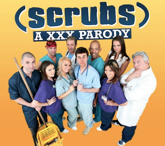 Scrubs Parody Xxx 116