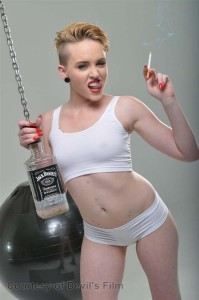 Miley Cyrus Porn Parody