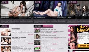 Burning Angel website