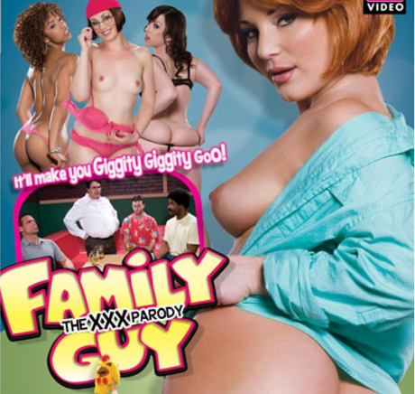 Family Guy XXX