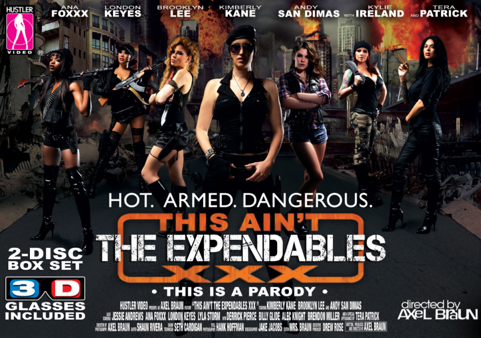 The Expendables XXX