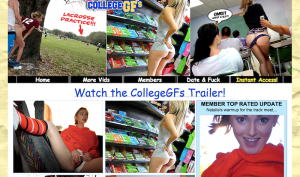 crazy college gfs website