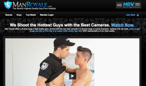 man royale website