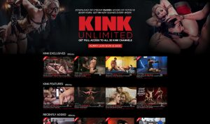 kink unlimited porn site