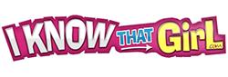 Iknowthatgirl versus logo
