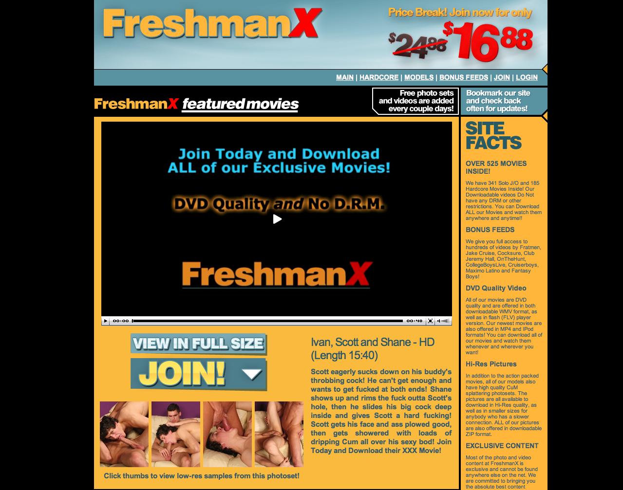 FreshmanX