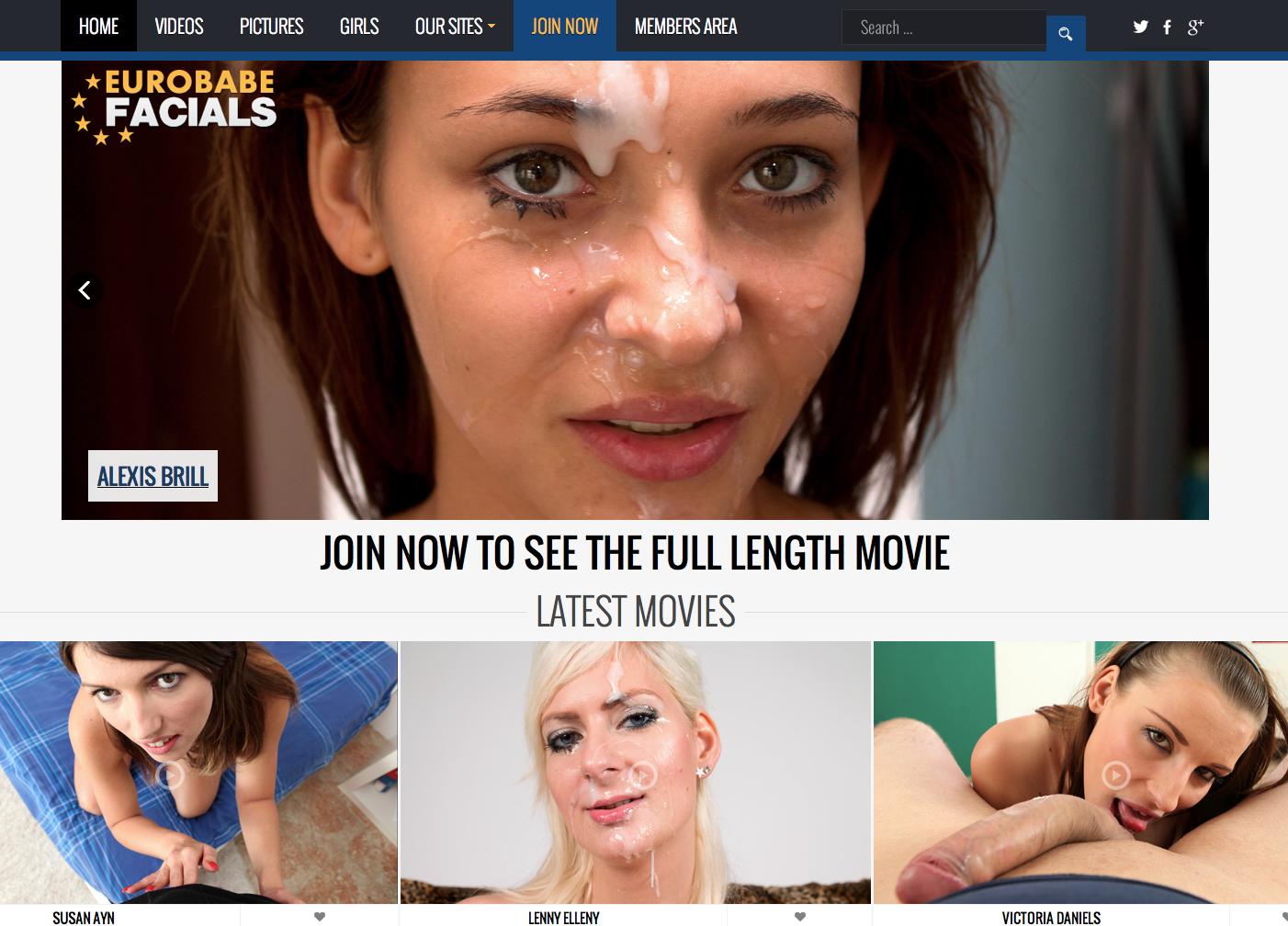 Eurobabe Facials