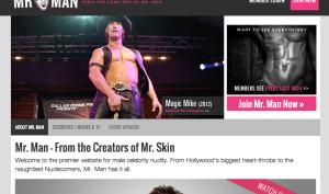 mr man website