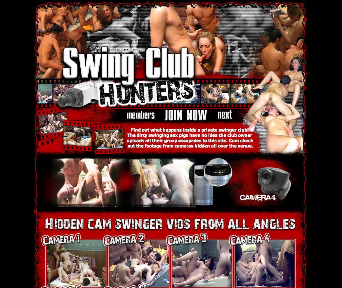 Swing Club Hunters