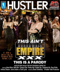Boardwalk Empire XXX Parody