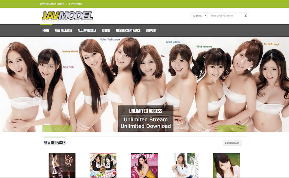 Japanese Porn Site Review