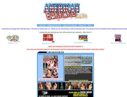 American Bukkake