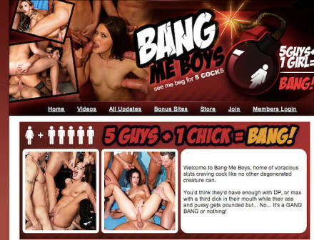 Bang Me Boys