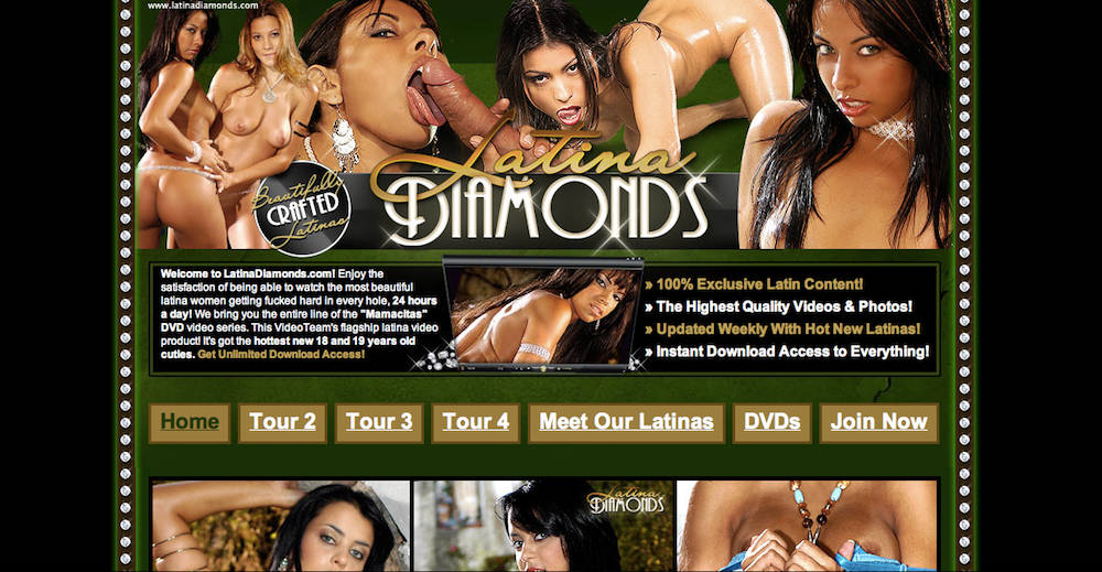 best free latina porn sites
