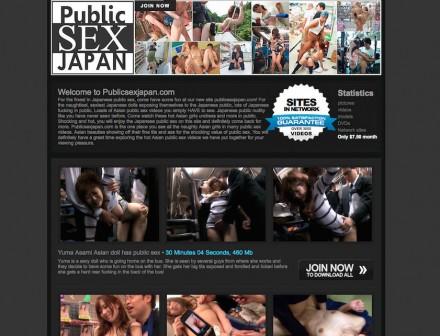 Public Sex Japan