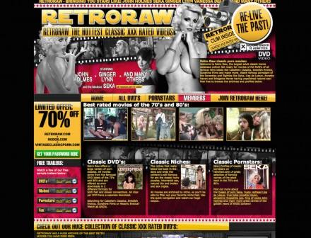 Retro Raw