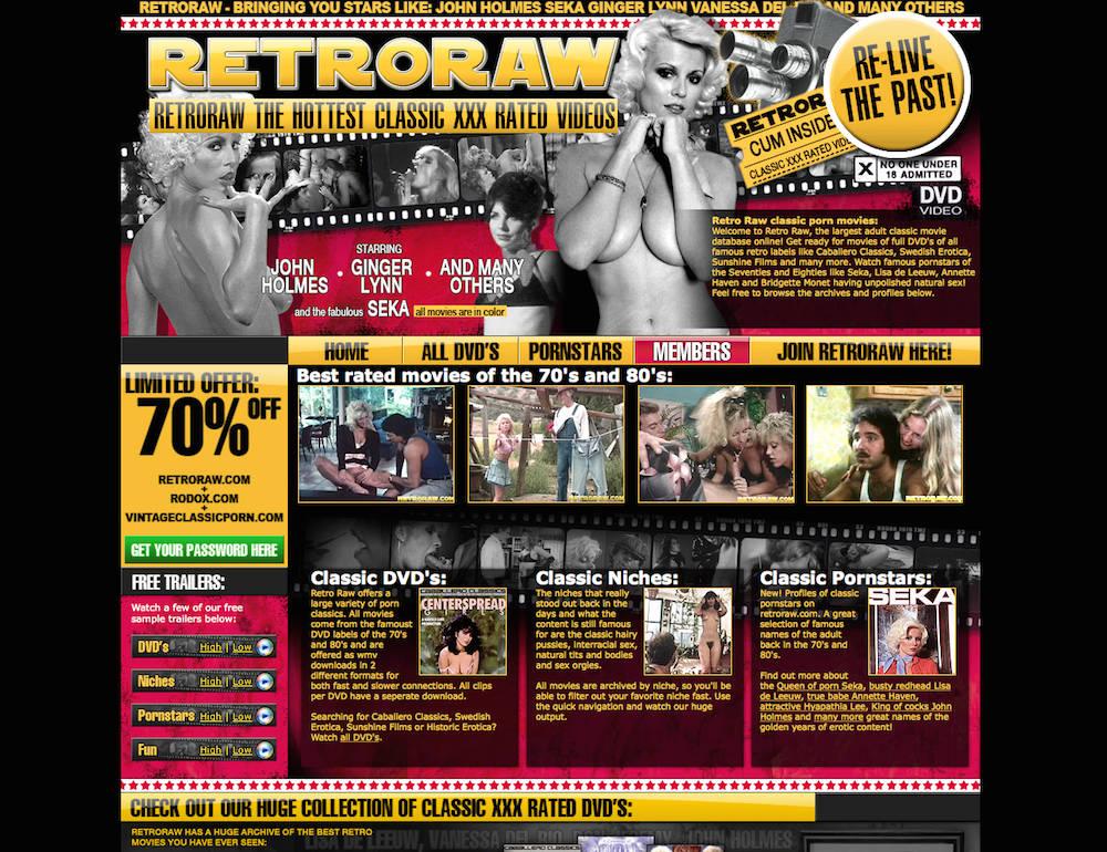 Retroraw com