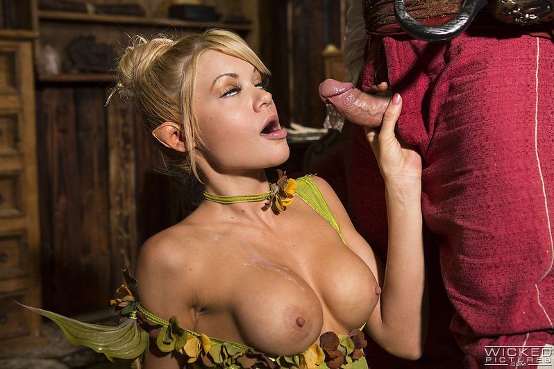 riley steele tinkerbell