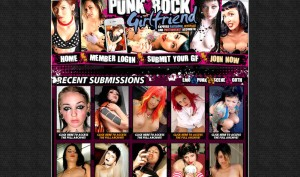 Punk Rock Girlfriend porn site