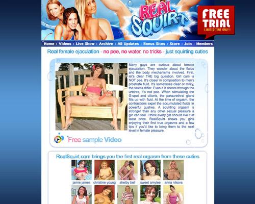 Squirt Porn Sites 63