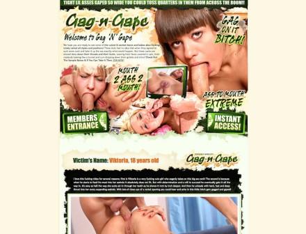 Gag N Gape