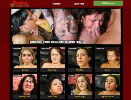 Latina Throats