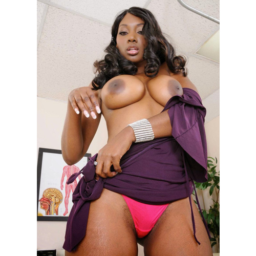 List of ebony porn actresses