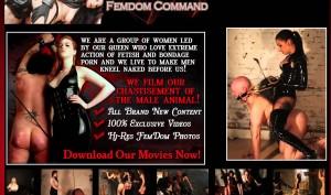 femdom command