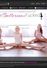 petite ballerinas fucked