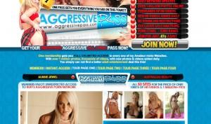aggressive pass