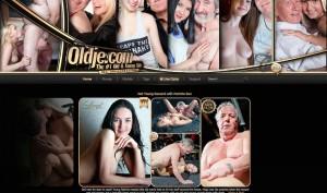 oldje porn site